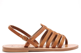 K. Jacques Homere leather sandals