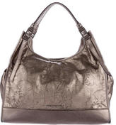 Burberry Metallic Avondale Bag