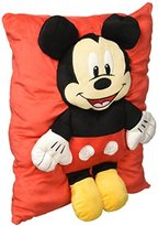 Disney Mickey Classic Plush Character Pillow