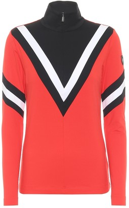 Toni Sailer Hedda zip-up ski sweater