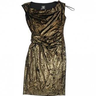 Vince Camuto Gold Dress for Women