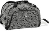 """London Fog CLOSEOUT! Greenwich 19"""" International Rolling Duffle, Only at Macy's"""