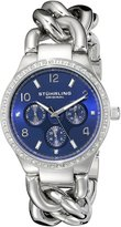 Stuhrling Original Women's 813S.02 Vogue Renoir Analog Display Quartz Silver Watch