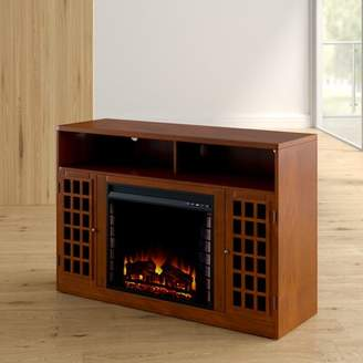 """Alcott Hill Pinkard TV Stand for TVs up to 50"""" with Fireplace Alcott Hill"""