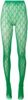 Gucci GG logo tights - women - Polyamide/Spandex/Elastane - S