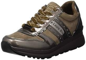 Laura Biagiotti 5071_ea, Women's Low-Top Gymnastics Shoes, Beige (Taupe 26), (36 EU)