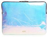 Skinny Dip Hyper 15 Inch Laptop Sleeve - Metallic