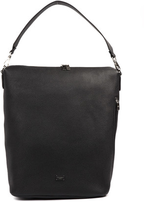 Dolce & Gabbana Black Tote Leather Bag