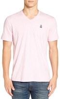 Psycho Bunny Pima Cotton V-Neck T-Shirt