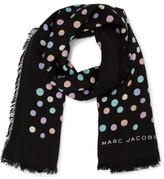 Marc Jacobs Pastel Dot Large Stole