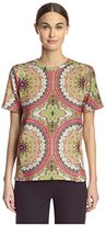 Cynthia Rowley Women's Bonded Short Sleeve Tee
