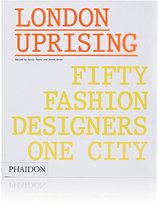 Phaidon London Uprising: Fifty Fashion Designers, One City