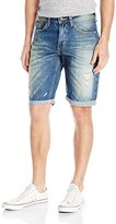 Buffalo David Bitton Men's Dean Denim Fashion Short