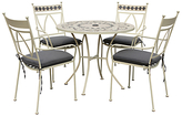 LG Electronics Outdoor Marrakech 4-Seater Outdoor Dining Set