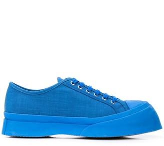 Marni canvas sneakers