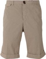 Pt01 textured shorts - men - Cotton/Spandex/Elastane - 48