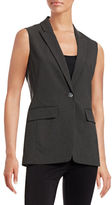 Marc New York Pinstriped Vest