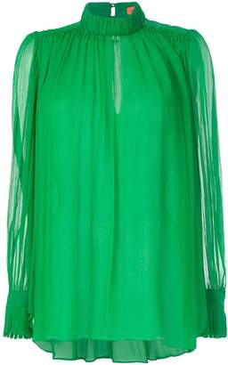 Manning Cartell lightweight crinkle blouse