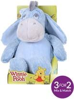 Disney Winnie The Pooh Snuggletime Eeyore 12inch Plush
