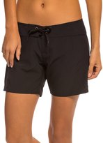 "Volcom Women's Swimwear Simply Solid 5"" Boardshort 8139696"