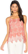 Alice + Olivia Waverly Cami in Pink. - size 0 (also in 6)