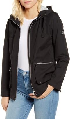 Bernardo Hooded Rain Jacket