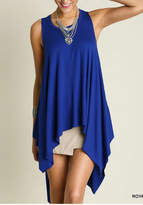 Umgee USA Royal Blue Tunic