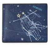 Michael Kors Gemini Leather Astrology Billfold