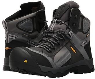 Keen Davenport 6 400G CT Waterproof (Magnet/Steel/Grey) Men's Work Boots