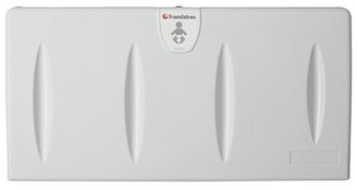Foundations Classic Horizontal Changing Station Color: Light Gray