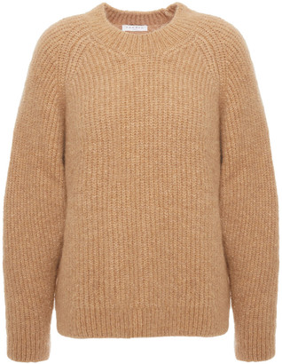 Sandro Anava Ribbed-knit Sweater