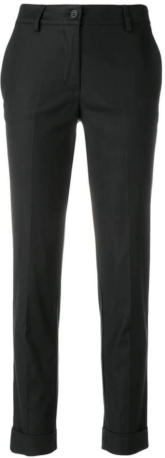 P.A.R.O.S.H. skinny-fit trousers