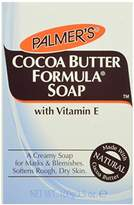 Palmers Cocoa Butter Formula Cream Soap with Vitamin E, 3.5-Ounce Bars (Pack of 12)