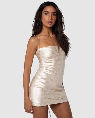 The Kaia Mini Dress