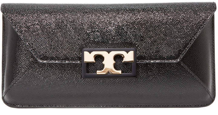 Tory Burch Gigi Patent Clutch