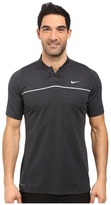 Tiger Woods Golf Apparel by Nike Nike Golf Vl Max Swing Knit Stripe