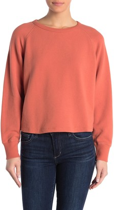 Madewell Crew Neck Soft Sweatshirt (Regular & Plus Size)