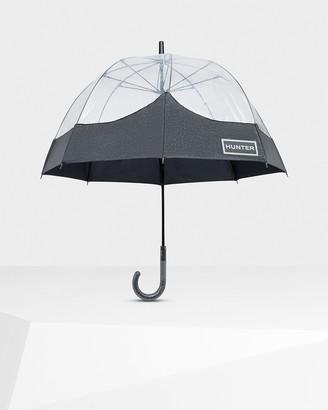 Hunter Original Glitter Moustache Bubble Umbrella