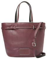 Marc by Marc Jacobs Ligero Flower Leather Tote