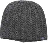 Nautica Men's Deco Stitch Beanie
