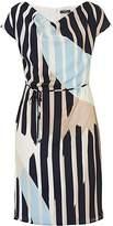 Vera Mont Cowl neck printed dress