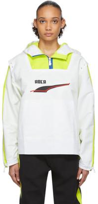 Puma Ader Error ADER error White Edition Windbreaker Jacket
