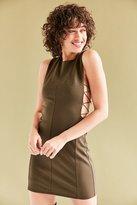 Silence & Noise Silence + Noise Lexie Crisscross-Side Bodycon Mini Dress