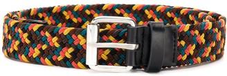 Paul Smith braided buckle belt