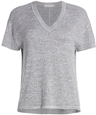 Rag & Bone Avryl V-Neck T-Shirt
