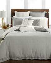 Hotel Collection Linen Fog Bedding Collection, Created for Macy's