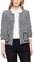 Olsen Women's Long Sleeve Regular Fit Cardigan