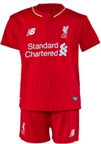 Liverpool FC Official 2015/16 Home Little Kids Kit