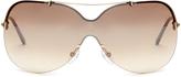 Tom Ford Ondria aviator sunglasses