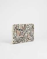 Thumbnail for your product : Ted Baker Giraffe Quilted 13inch Laptop Case